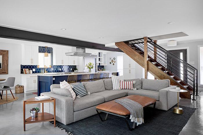Award Winning Austin Full Home Remodel Project